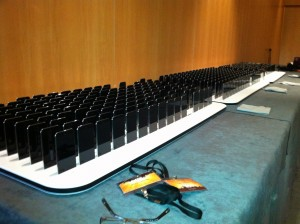 450 iPods await collection!